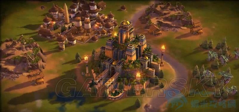 文明帝國 6 特區建設方法與特區分類詳解 特區建設教學