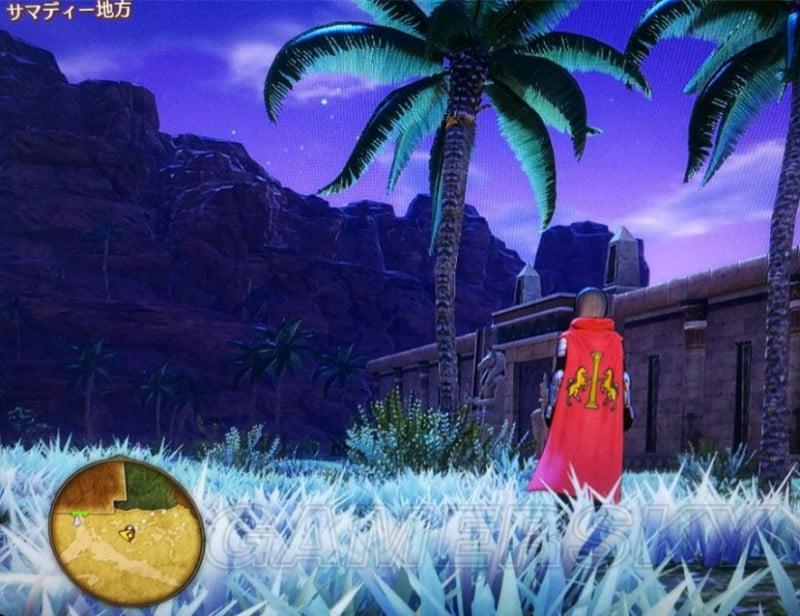 勇者鬥惡龍11 薩馬丁王國5個靶位置介紹