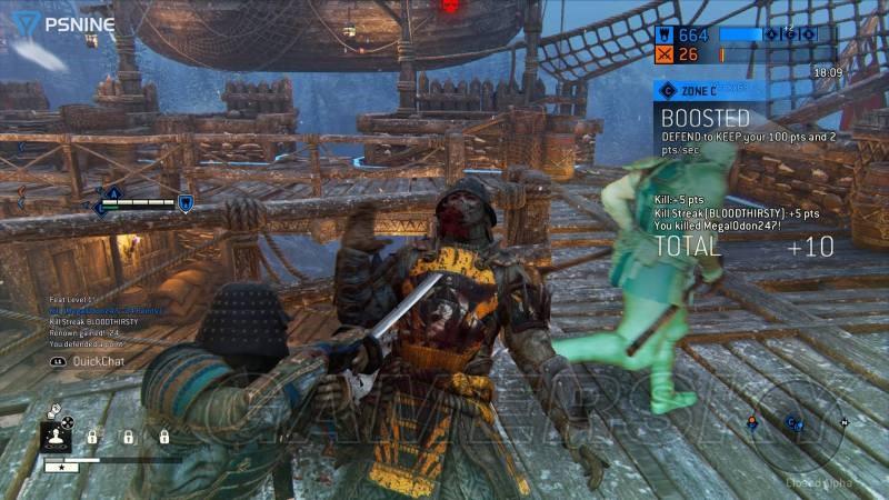 榮耀戰魂 戰鬥人物技能及遊戲性試玩心得 榮耀戰魂好玩嗎