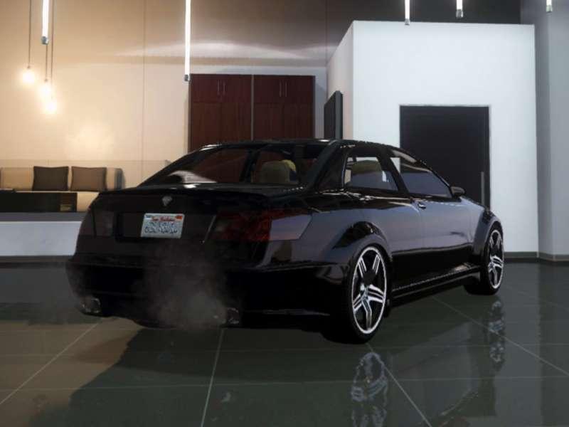 GTA5 載具大全 載具圖鑑及原型對比