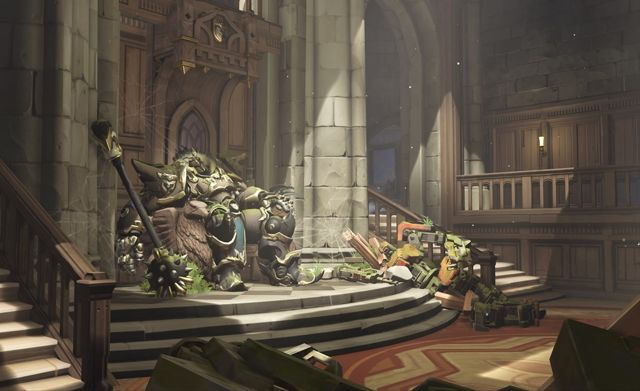 《鬥陣特攻》新地圖「艾西瓦德」、競技對戰第二賽季上線 Cosplay 大賽開放投票《Overwatch》