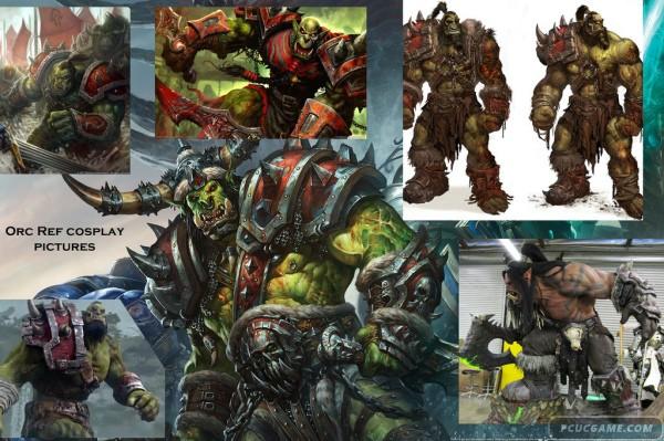玩家打造超細緻《魔獸爭霸》Cosplay!展現半獸人蠻兵英姿