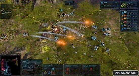 首個DX12即時戰略遊戲《Ashes of the Singularity》上架Steam商店 售價120元