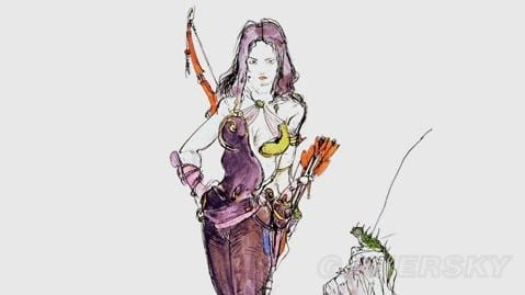 最終幻想 系列人氣美女排名 最終幻想美女排行榜