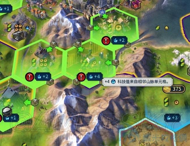 文明帝國 6 開局建造流程及科技市政選擇推薦