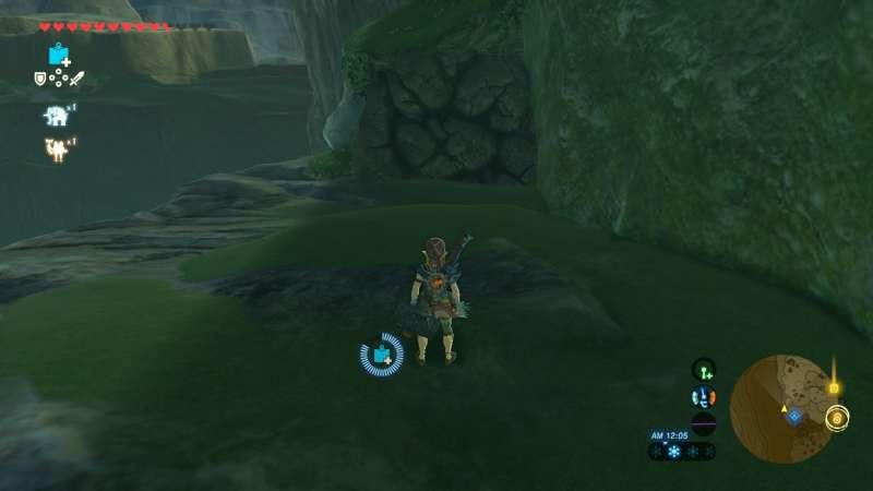 薩爾達傳說荒野之息 DLC季票新增物品位置介紹