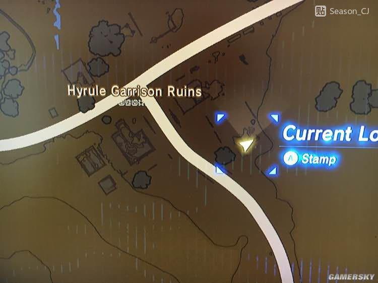 薩爾達傳說荒野之息 DLC全物品裝備位置及圖鑑
