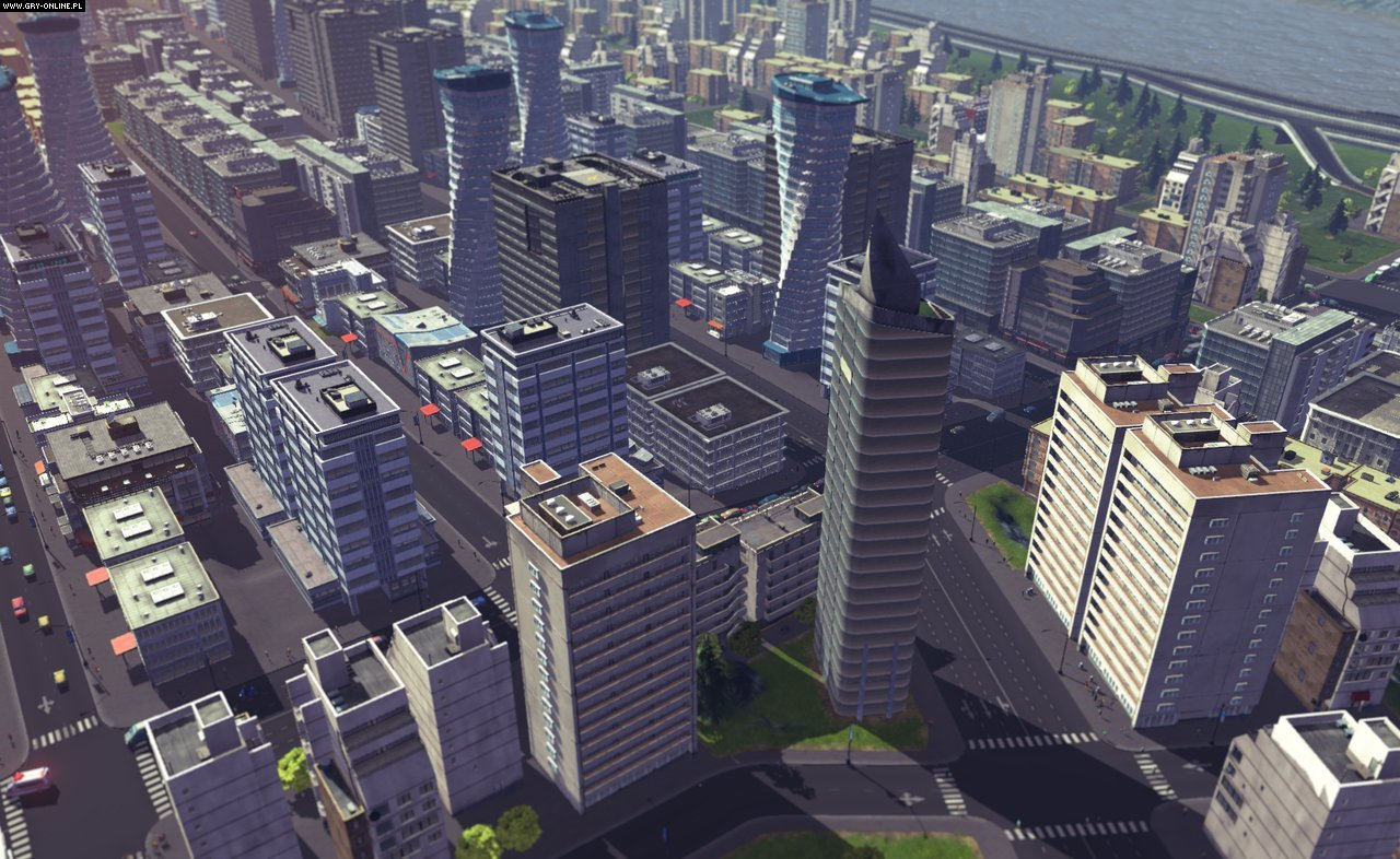 城市:天際線 免安裝綠色版[v1.5.1.F3版整合5DLC ] Cities: Skylines 免安裝下載
