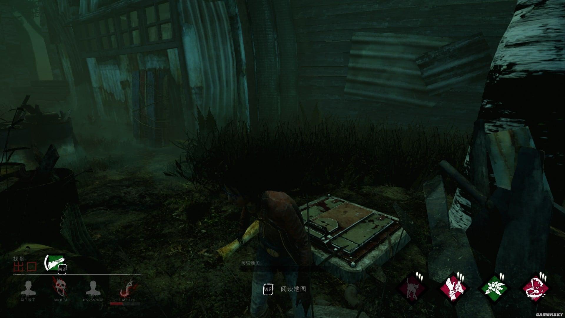 黎明死線 Dead by Daylight 地窖開啟條件詳解 地窖什麼時候會出現
