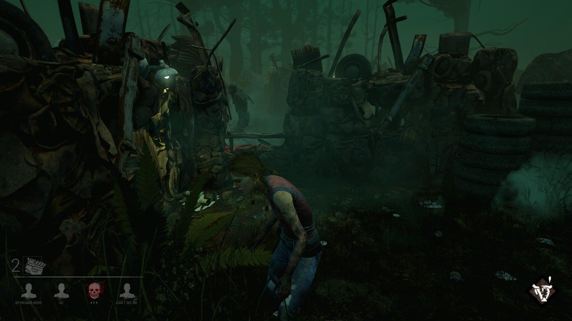 黎明死線 Dead by Daylight 倖存者逃跑技巧及屠夫應對方法 倖存者怎麼贏