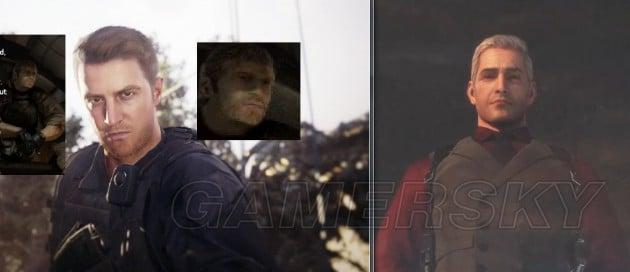 惡靈古堡7 男主角身份詳細分析