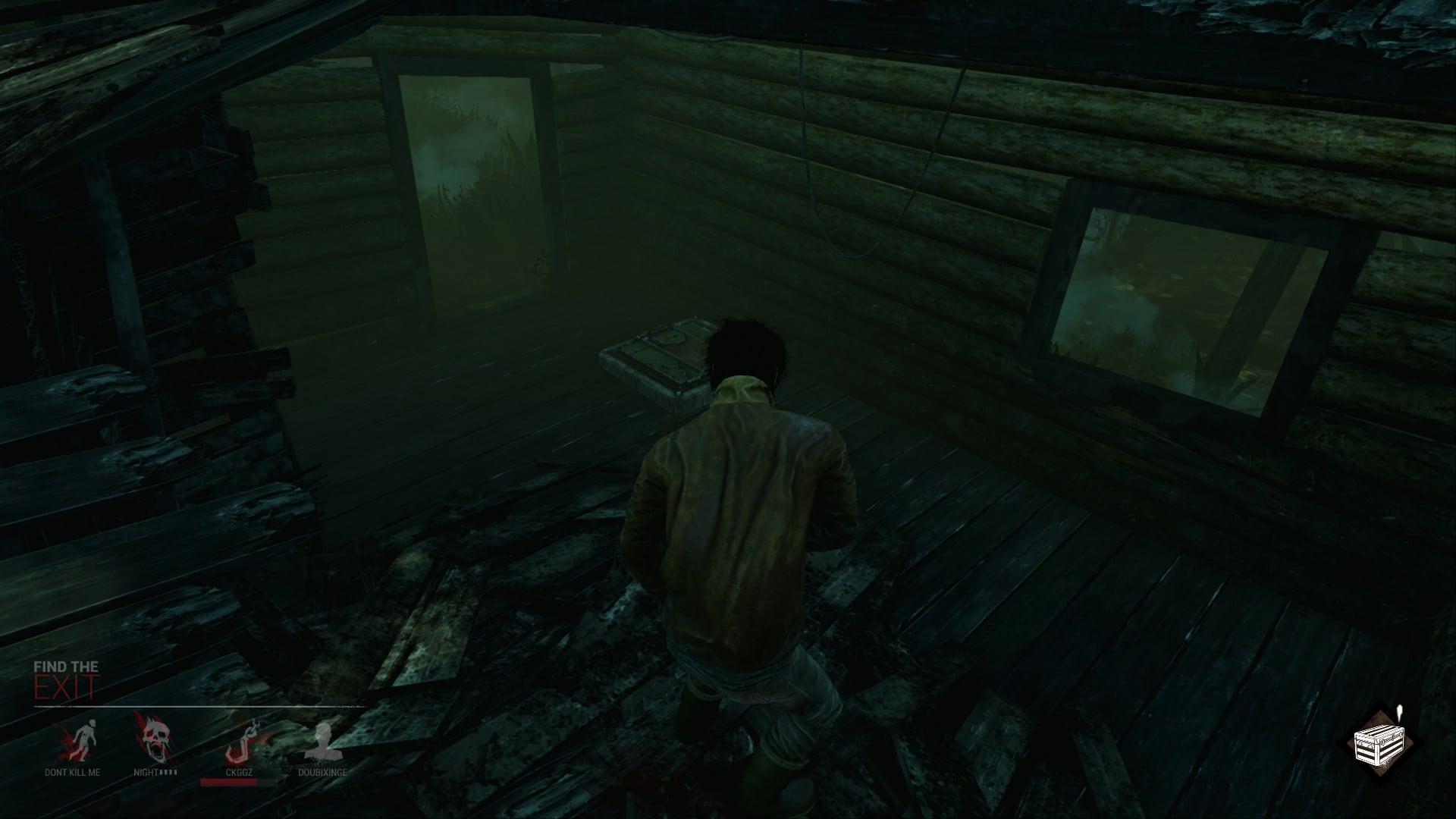 黎明死線 Dead by Daylight 地窖位置圖文分析 地窖位置在哪