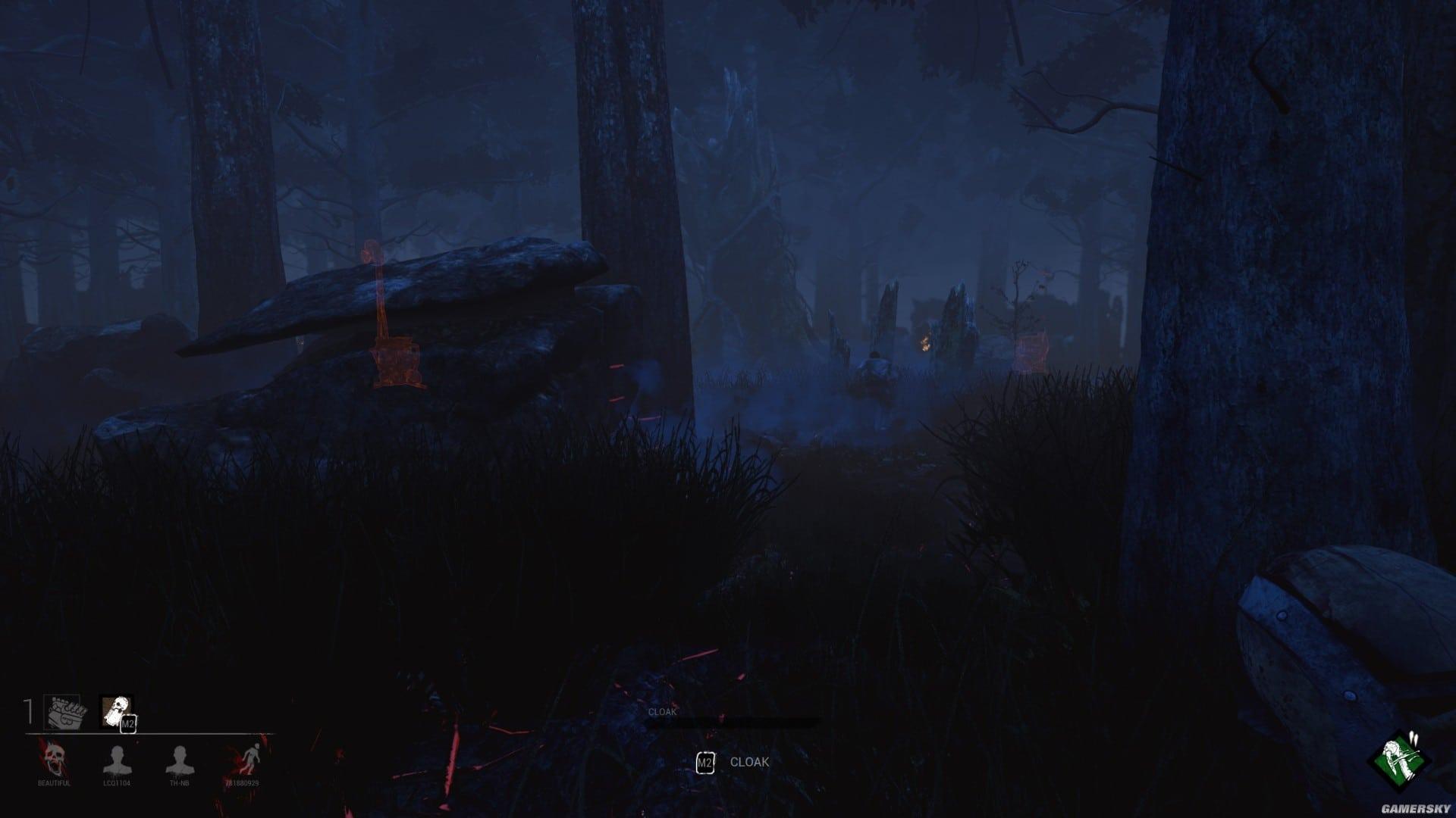 黎明死線 Dead by Daylight 隱身屠夫刷分攻略及追人技巧
