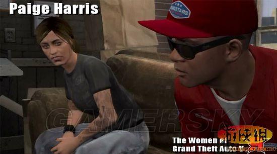 GTA5 女角色介紹 女角色盤點