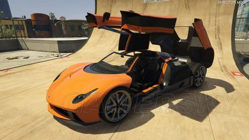 GTA5線上模式超跑及跑車性能點評