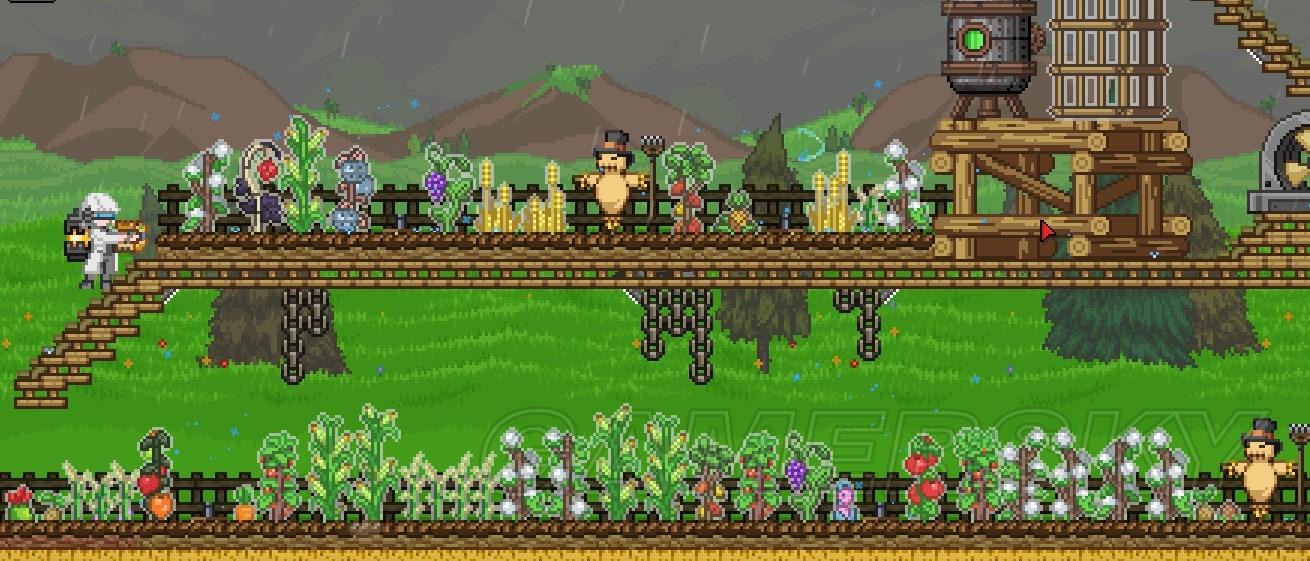 星界邊境 農場建造圖文教學 農場怎麼建造