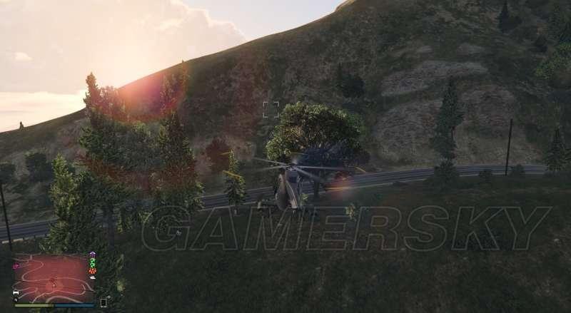 GTA5 洛聖都地圖細節探索
