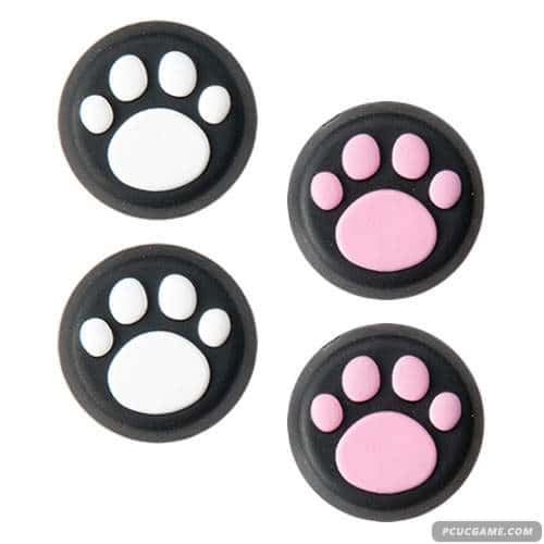 《貓肉球搖桿》幫你的電動點綴變得更可愛