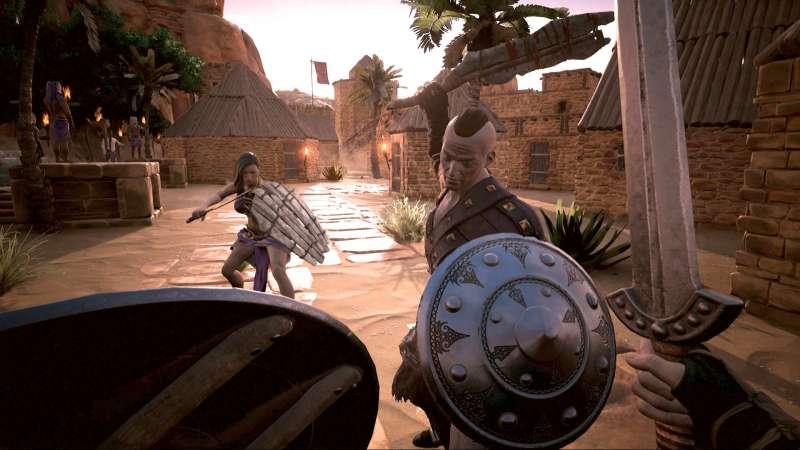 科南的流亡 Conan Exiles 進不了遊戲怎麼辦 點遊戲沒反應解決方法