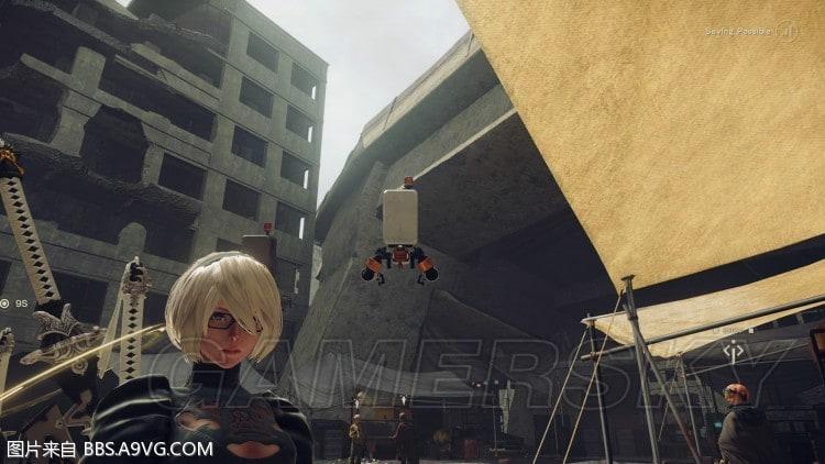 尼爾 自動人形 Adam的眼鏡獲取方法 怎麼讓2B摘眼罩
