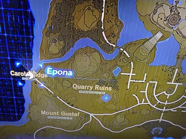薩爾達傳說荒野之息 高攻皇家大劍位置 皇家大劍在哪
