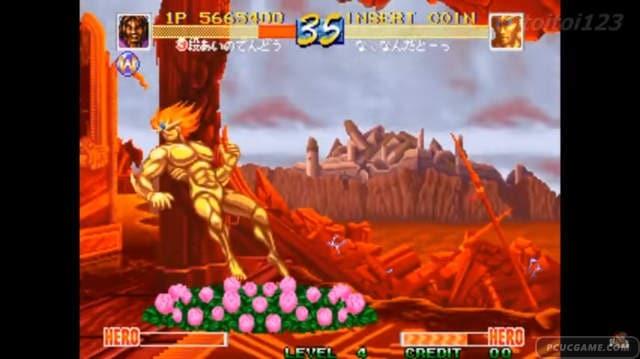 《格鬥遊戲最衝擊10個必殺技》把男人變成女人再吸血是哪招ww