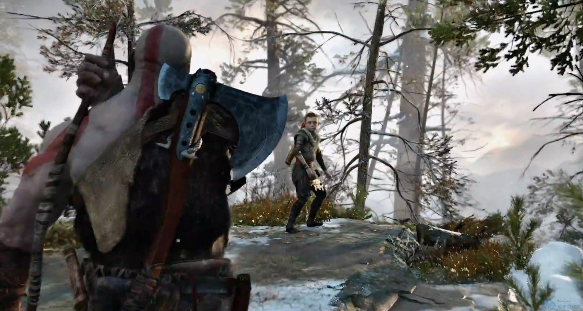 《戰神》新作採用過肩視角原因:增加遊戲壓迫感
