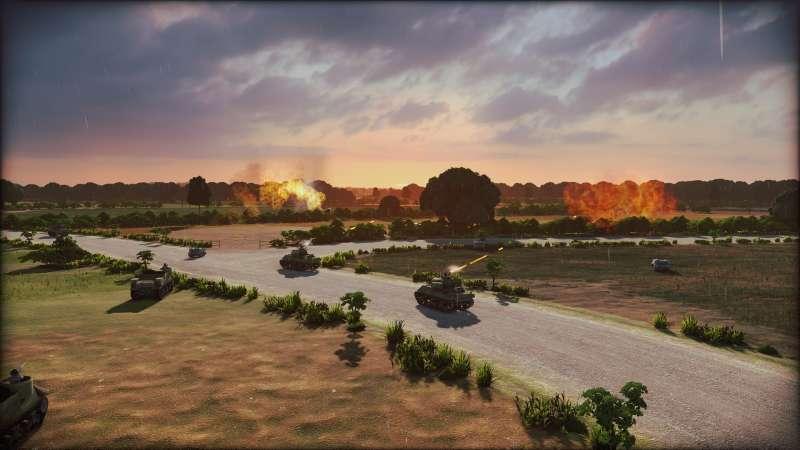 Steel Division: Normandy 44 多人模式新手技巧