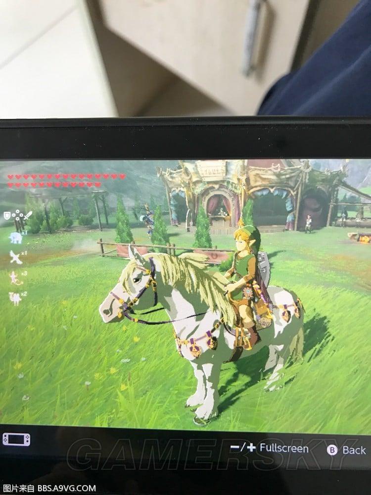 薩爾達傳說荒野之息 全馬具圖鑑及獲得方法 馬具怎麼獲得
