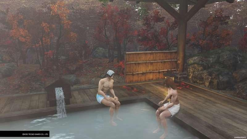 無雙群星大會串 全人物澡堂及親密關係對話 特殊對話