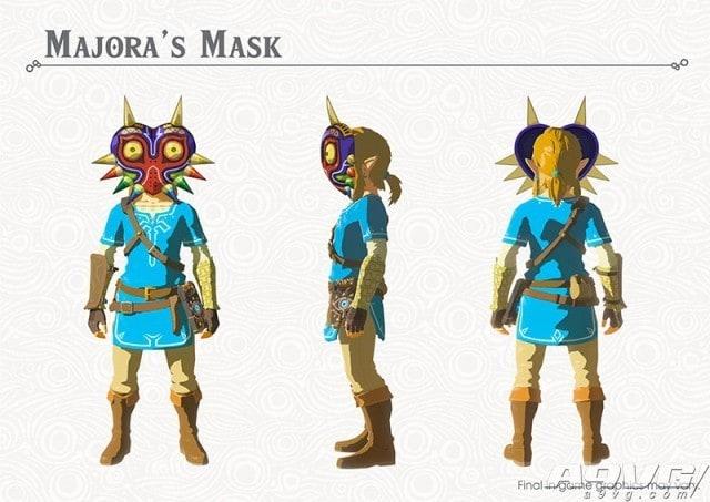 薩爾達傳說荒野之息 試煉的霸者DLC模式及物品介紹
