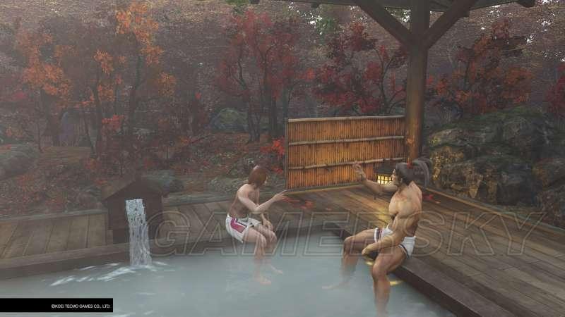 無雙群星大會串 澡堂事件特殊對話匯總