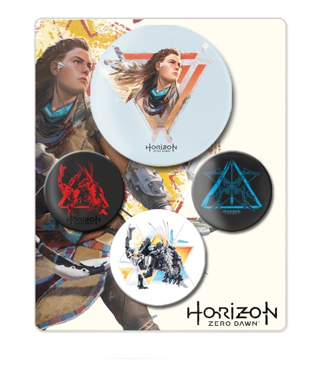 PS4《地平線:期待黎明》預購 12 月 6 日開始 各版本 2017 年 2 月 28 發售《Horizon:Zero Dawn》