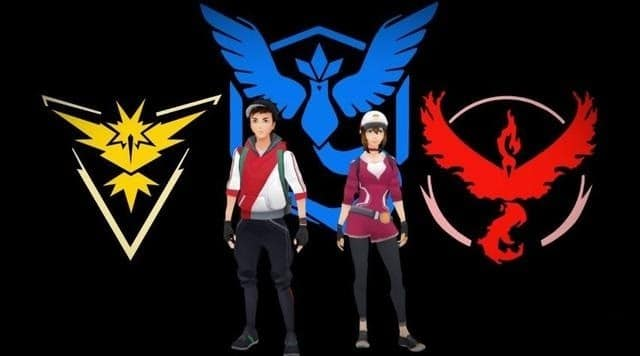 Pokemon GO 陣營選擇攻略 哪個陣營人多