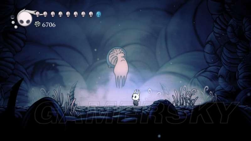 窟窿騎士 隱藏蘑菇男結局攻略 隱藏結局怎麼達成