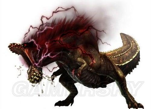 魔物獵人XX 怒食恐暴龍狩獵獎勵及弱點介紹