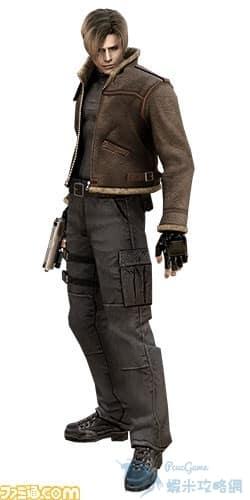 《惡靈古堡4》里昂飛行夾克商品化 售價8000人民幣