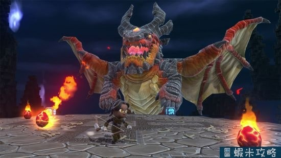 門戶騎士登陸Steam 電腦上的勇者斗惡龍:建造者