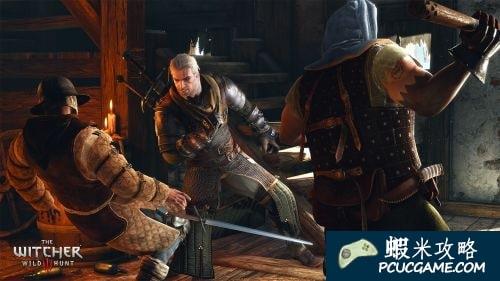 巫師 3:狂獵 寶劍與餃子任務功略