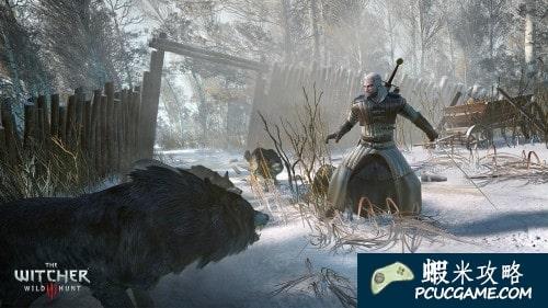 [支線任務]巫師 3:狂獵 披着狼皮攻略要點