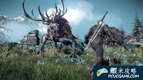 巫師 3:狂獵 威倫支線觸發地點位置