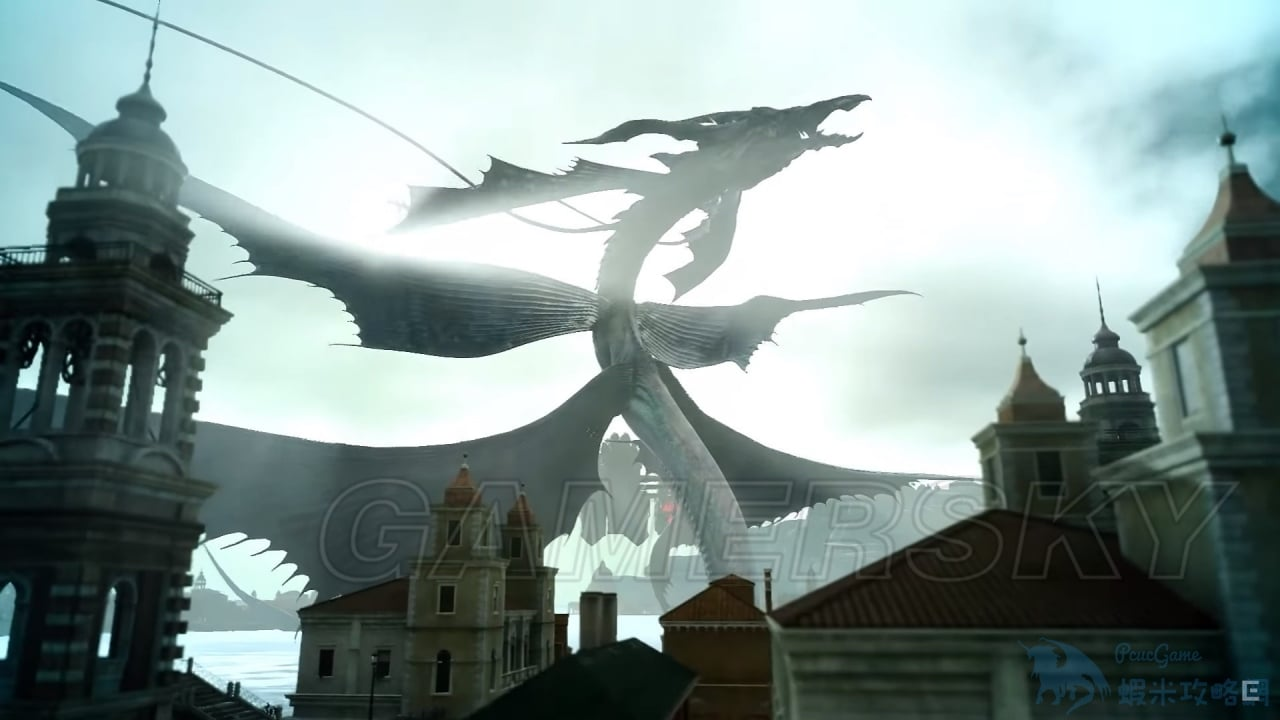 最終幻想 15 Final Fantasy XV 各召喚獸能力及背景介紹