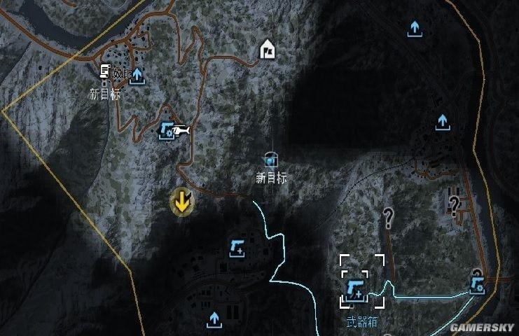 火線獵殺:野境 M4A1位置及最快獲得方法 M4A1怎麼獲得