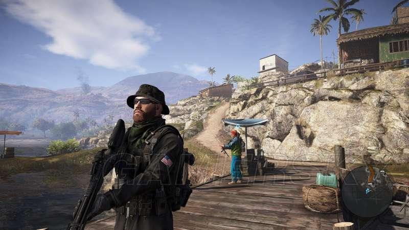 火線獵殺:野境 遊戲模式戰鬥系統與細節試玩心得 火線獵殺:野境值得買嗎