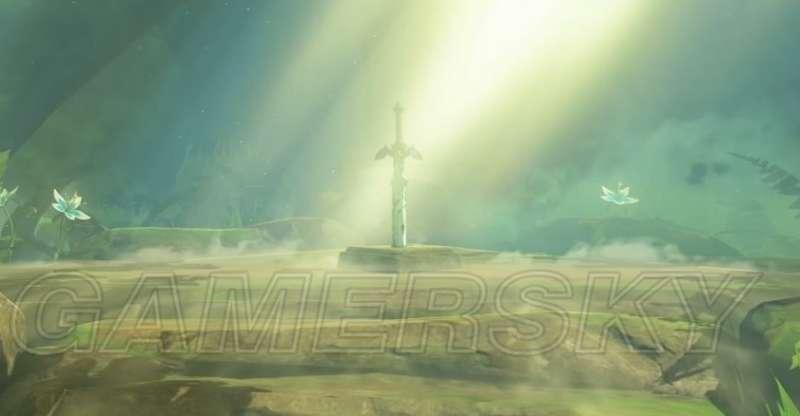 薩爾達傳說荒野之息 大師之劍獲得方法及出處詳解