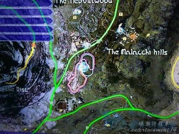 太空戰士15 (Final Fantasy XV) 全神秘紙片位置圖文攻略