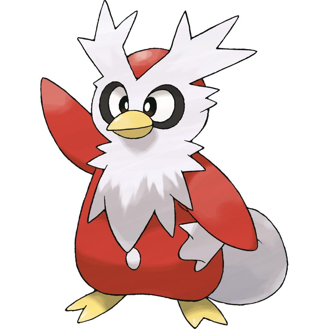 【攻略】Pokemon GO 信使鳥屬性圖鑑 信使鳥怎麼樣