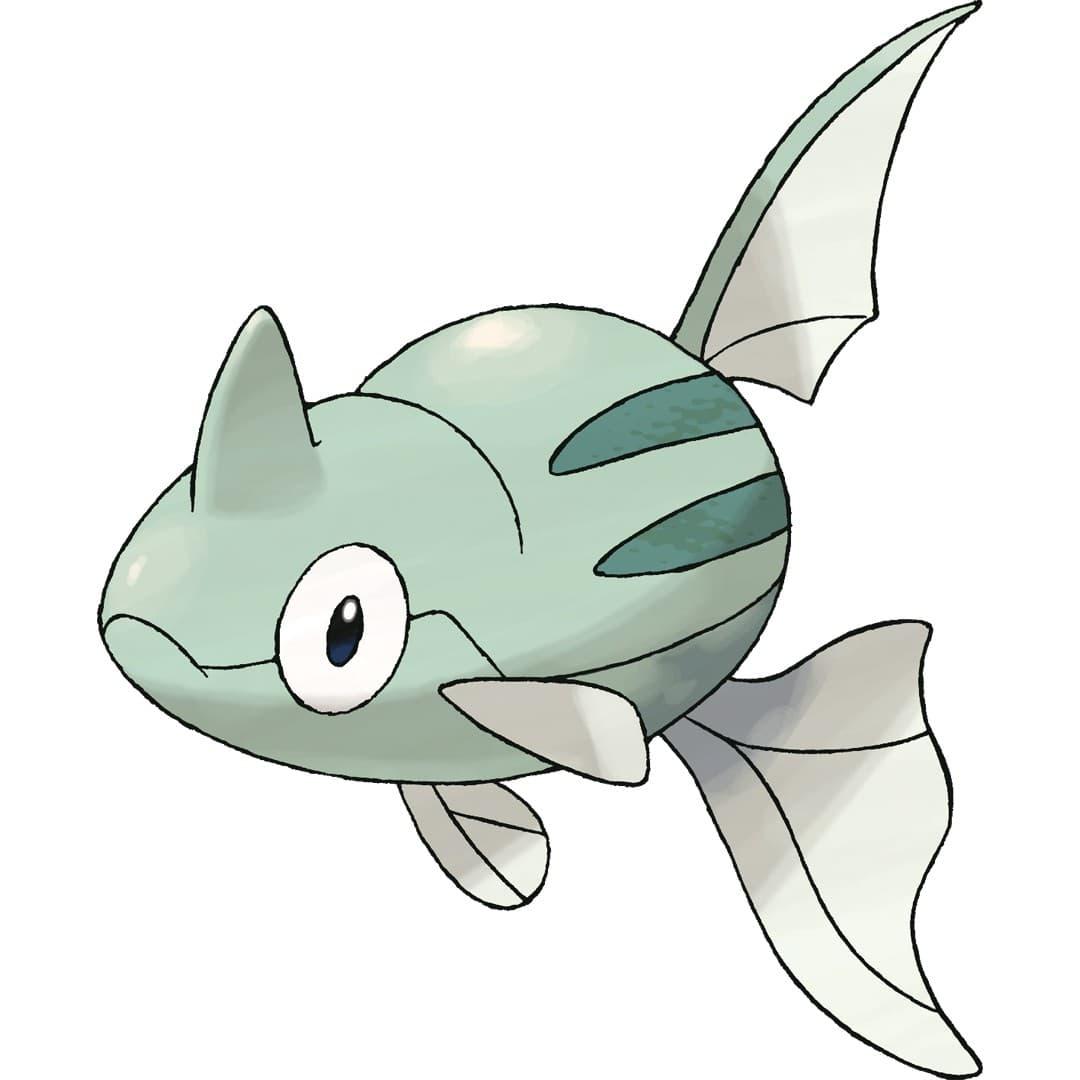 【攻略】Pokemon GO 鐵炮魚屬性圖鑑 鐵炮魚怎麼樣