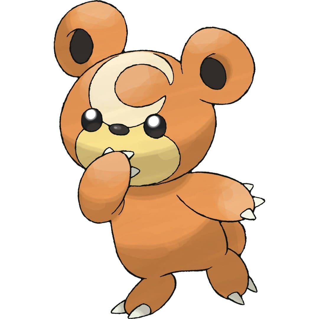 【攻略】Pokemon GO 熊寶寶屬性圖鑑 熊寶寶在哪抓