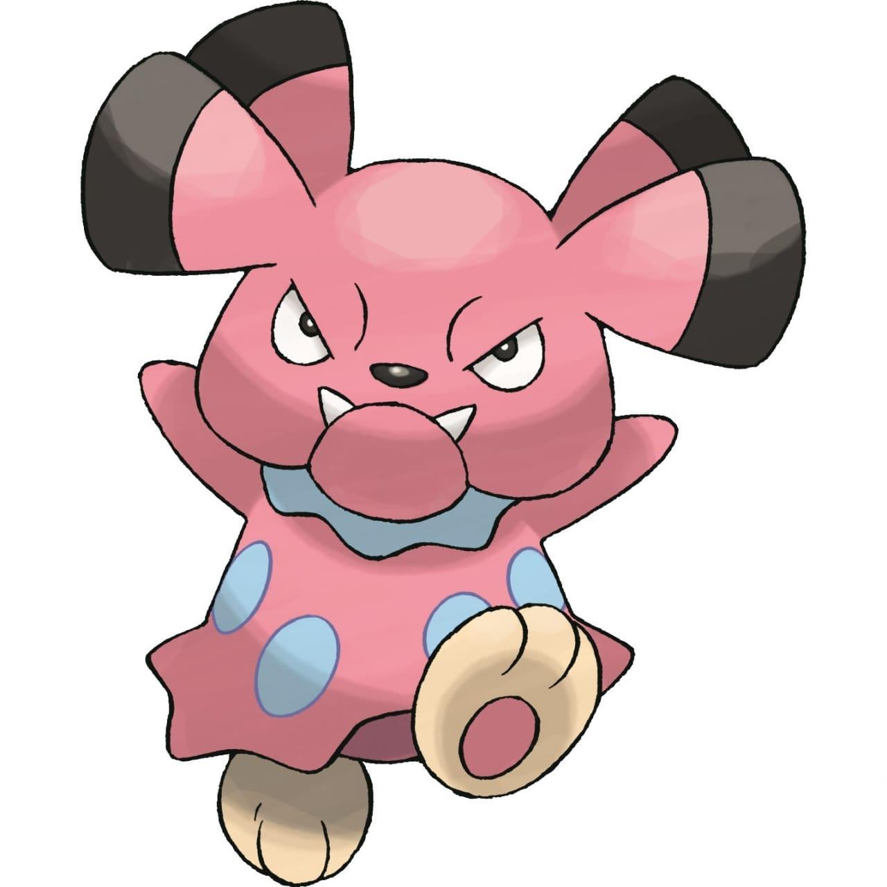 【攻略】Pokemon GO 布魯屬性圖鑑 布魯在哪抓